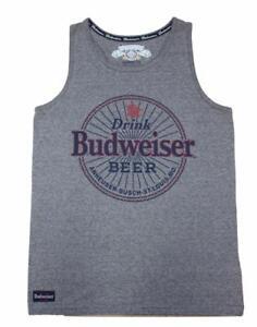 Budweiser ( Size S & M ) Men's Vest tops