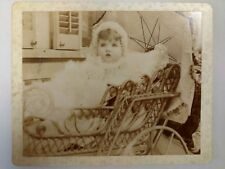 Vintage Baby Photograph Photograph ULTRA CUTE 1900'S