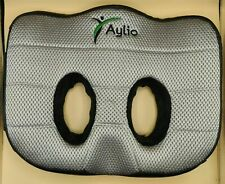 Socket Seat Memory Foam Sit Bone Relief Cushion for Butt Lower Back AYLIO NO BOX