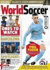 WORLD SOCCER- May 2021 issue (NEW) *Post included to UK (Also Ship Worldwide)