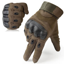 Touch Screen Military Tactical Airsoft Outdoor Full Finger Gloves Motorcycle Men