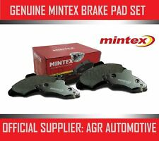 MINTEX FRONT BRAKE PADS MDB1241 FOR HONDA CIVIC 1.4 (EC) 87-91