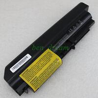 """Battery for IBM Lenovo ThinkPad T61 T61p T61u 14.1"""" widescreen R61 R400 T400"""