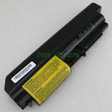 5200mah Battery F Lenovo Lenovo ThinkPad T400 FRU 42T4645 42T4677 Laptop 6Cell