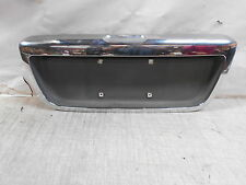 2004 Lincoln Aviator factory Chrome license plate tag mount hatch center light