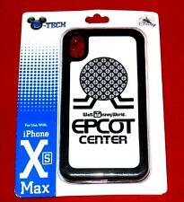 XS MAX iPhone Case Walt Disney Parks DTech✿ Retro EPCOT Center Spaceship Earth