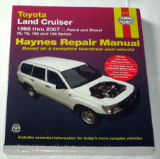 Reparaturanleitung Toyota Land Cruiser J10 Benzin + Diesel, Baujahre 1998 - 2007