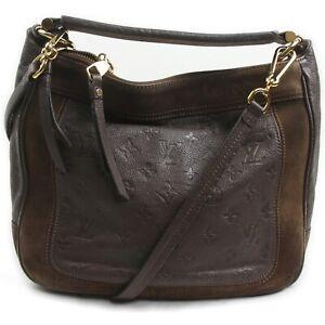 Louis Vuitton Shoulder Bag M94175 Audacieuse PM Monogram Empreinte 710439