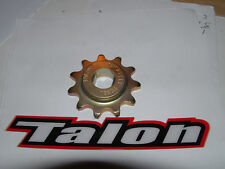 KTM 50,  KTM SX 50   11T FRONT SPROCKET (415 CHAIN 536) upto and including 2008