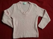 Pink on trend jumper top 12 made in Britain
