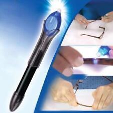 5 Second Fix Flüssigkunststoff mit UV Licht Kleber Fix Kleber Alleskleber
