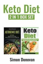 Keto Diet: Ketogenic Diet Guide for Beginners to Lose Weight and Burn Body-Fa...