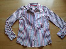 Tolle Bluse von Tommy Hilfiger Gr. 10 / 40 gestreift figurbetont