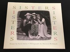 Sisters by Carol Saline and Sharon J. Wohlmuth (1994, Hardcover)