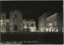 60664  - CARTOLINA d'Epoca - LECCE  Citta':  Snt ORANZO 1952