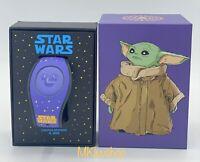 New Disney The Child Baby Yoda Star Wars Mandalorian Magic Band MagicBand 2020