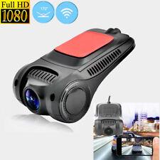 170° 1080P Car WIFI Hidden Dash Camera DVR Video Recorder G-Sensor Night Vision