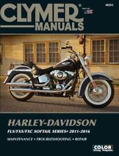 HARLEY DAVIDSON SOFTAIL Clymer Manual 2011-2016 by Anon 9781620922255