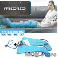 Unix Korea Air Compression Leg Massager UAM-8000 for Circulation and Relaxation
