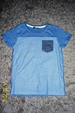 George Striped Cotton Blend Boys' T-Shirts & Tops (2-16 Years)