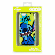 Disney Store Lilo & Stitch MXYZ iPhone 6 Cartoon Clip Case Cover + Screen Guard