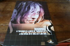 MADONNA - Plan média / Press kit !!! AMERICAN LIFE 23 AVRIL 2003 !!!