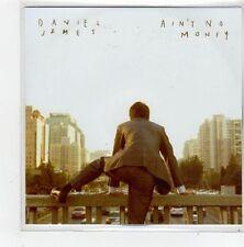 (FL790) Daniel James, Ain't No Money - 2014 DJ CD
