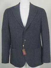 NEW! $5695 Loro Piana Cheviot Cashmere Sportcoat Jacket! US 40 e 50  Heavier