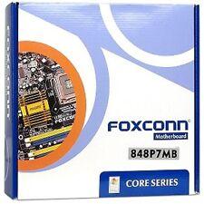 Foxconn 848P7MB-S Intel 848P Socket 775 mATX Motherboard w/Audio & LAN BRAND NEW