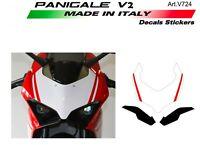 Adesivi design personalizzato per cupolino - Ducati Panigale V2 2020