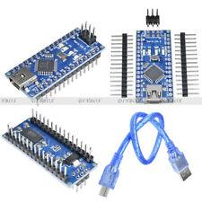 5V USB Nano V3.0 ATmega328P Micro-controller FT232RL 16M Board Cable for Arduino