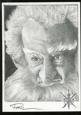 The Hobbit Battle of the Five Armies Sketch Card by PAUL COWAN