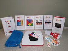 OSMO Genius Kit  plus Coding- Includes Creative Board, Yoobi Markers & Pouch