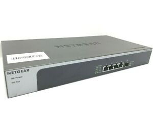 NETGEAR ProSafe XS505M 5-Port 10G/Multi-Gigabit Unmanaged Switch