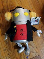 Japanese Robot Anime Cromartie High School Mechazawa Plush Stuffed TV Character