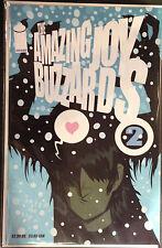 The Amazing Joy Buzzards Vol 2 #2 VF+/NM- 1st Print Free UK P&P Image Comics