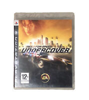 Jeu Need For Speed NFS Undercover / PlayStation PS3 Version Française Intégrale
