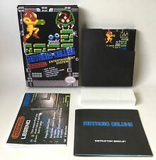 Nintendo NES Timewalk Games Metroid Deluxe Complete in Box CIB