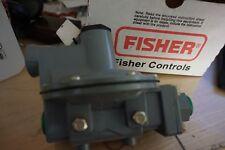 "Fisher Controls Regulator R522-4 1/8' Npt 0.50"" Npt 9.5-13"" Wc 1/8 Orifice"