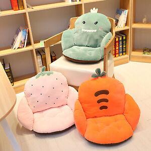 Fashion cute Plush Cushion Toy Cartoon Home Products Office Chair Cushion Pillow