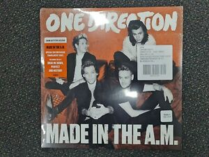 One Direction Made In The AM Limited Blue 💙 Vinyl LP Harry Styles In Stock