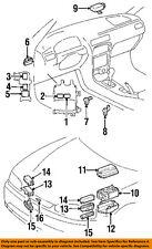 GM OEM-Fuel Pump Relay 94857229