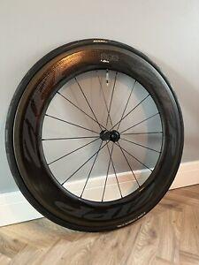 Zipp 808 NSW Front Wheel - Clincher, Rim Brake