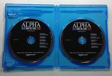 ALPHA HOUSE (Season 2 Complete) Amazon Studios FYC ~ DVD Set, Emmy Press Kit NEW