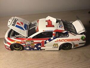 XRARE 1:24 Jamie McMurray #1 CESSNA 2014 DieCast NASCAR SALUTES 1 of 505 made!