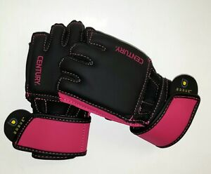 Century Brave Woman's Padded MMA Gloves. Sz S. Pre-owned.
