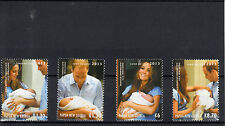 Royalty Papua New Guinean Stamps (1975-Now)