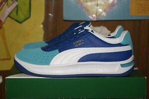 Mens Puma GV Special Kokono Blue White Caribbean sea Sz 7.5 or 8.5 or 9.5 or 10