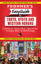 Frommer's Easyguide to Tokyo, Kyoto (Japan) *IN STOCK IN MELBOURNE - NEW*