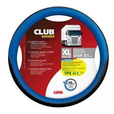 """Coprivolante """"club"""" Premium Nero+blu """"xl"""" 49-51 Cm"""